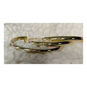 Victoria's Secret Bracelets (set of 3)